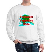 Alaska - Persistent Vegetativ Sweatshirt