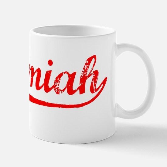 Vintage Nehemiah (Red) Mug