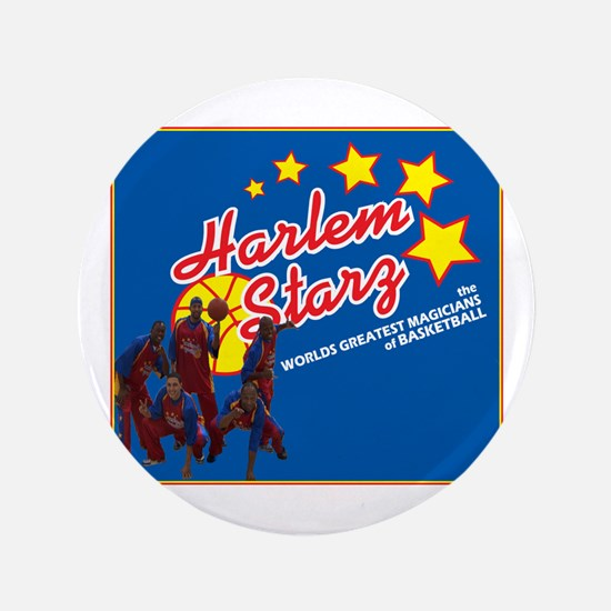 "The Harlem Starz 3.5"" Button (100 pack)"