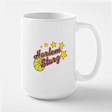 The Harlem Starz Large Mug