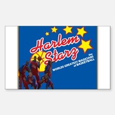 The Harlem Starz Rectangle Sticker 50 pk)
