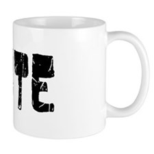 Donte Faded (Black) Mug
