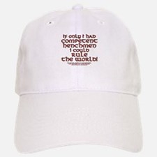 Funny Henchman Joke Baseball Baseball Cap