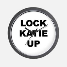 I don't want to free katie Wall Clock