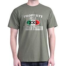 Property of an Italian Stallion T-Shirt