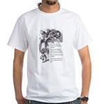 Mad People White T-Shirt