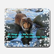 Collie River Mousepad