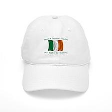 Ireland's Greatest Grandpa Baseball Cap