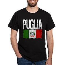Classic Retro Puglia T-Shirt