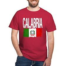 Classic Retro Calabria T-Shirt