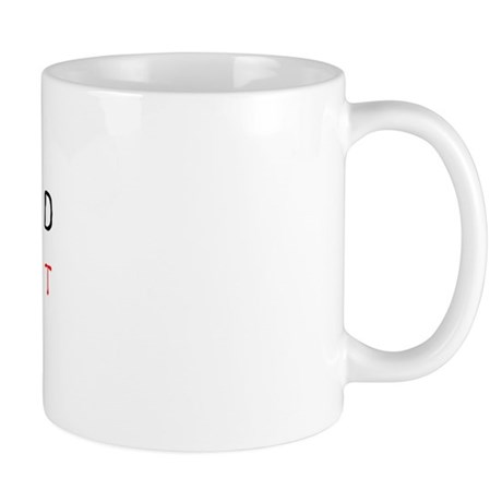 GODDAMNED NIGHT SHIFT Mug