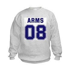 Arms 08 Sweatshirt