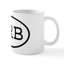 ORB Oval Mug