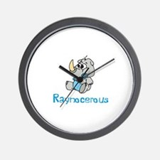 Raynocerous Wall Clock
