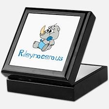 Rileynocerous Keepsake Box