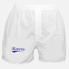 Vintage Revere (Blue) Boxer Shorts