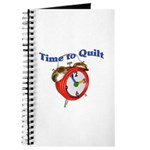 Time To Quilt - Quilter's Clo Journal
