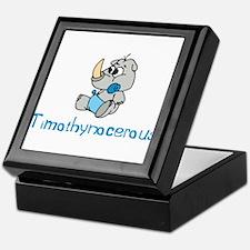 Timothynocerous Keepsake Box