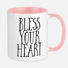 Sourthern Bless Your Heart Mugs