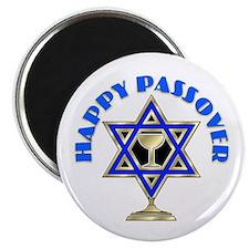 "Jewish Star Passover 2.25"" Magnet (10 pack)"