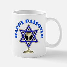 Jewish Star Passover Mug