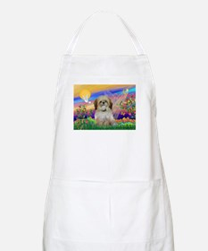 Guardian Angel & Shih Tzu BBQ Apron