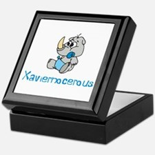 Xaviernocerous Keepsake Box