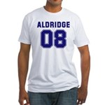 Aldridge 08 Fitted T-Shirt