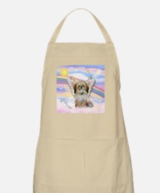 Angel Shih Tzu in Clouds BBQ Apron