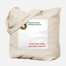 I Was Never Here... Tote Bag