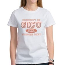 Property of SICU Nurse Tee