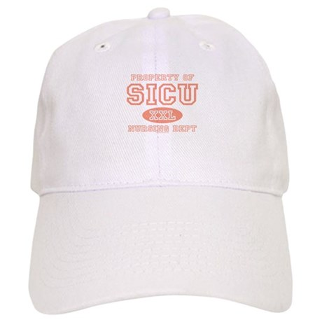 Property of SICU Nurse Cap
