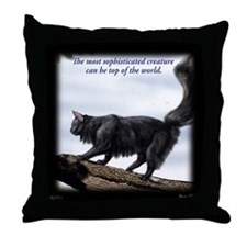 Incredible Sophisticate NFC Throw Pillow