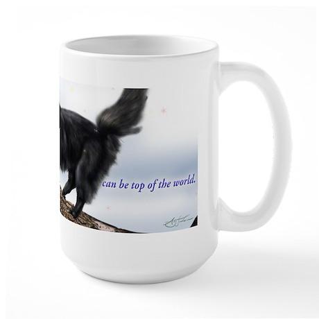 Incredible Sophisticate NFC Large Mug
