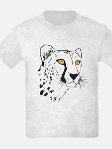 Silhouette Cheetah T-Shirt