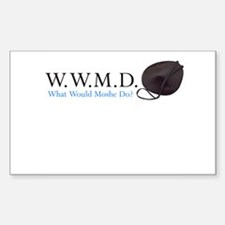 WWMD Rectangle Decal