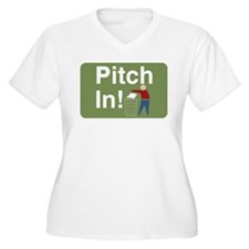 Pitch In Keep America Clean T-Shirt