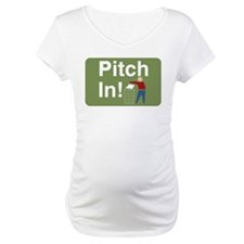 Pitch In Keep America Clean Shirt