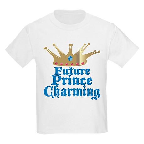 Future Prince Charming Kids Light T-Shirt