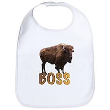 Buffalo Boss Bib