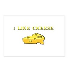 I Like Cheese! Postcards (Package of 8)