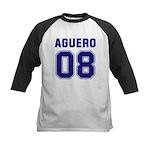 Aguero 08 Kids Baseball Jersey