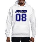 Aguero 08 Hooded Sweatshirt