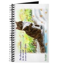 Wonderful sharp skogkatt Journal