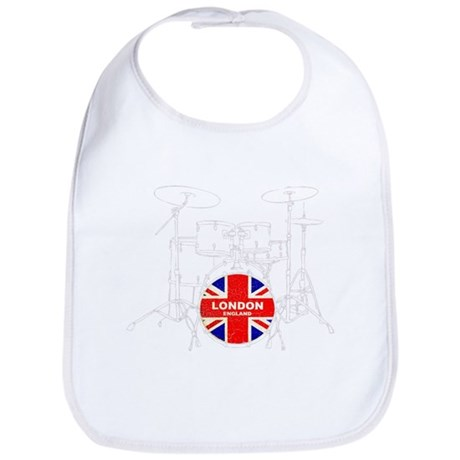 UK DRUM KIT Bib