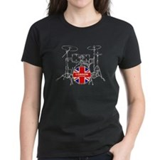 UK DRUM KIT Tee
