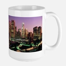 Los Angeles Night Lights Mug
