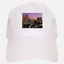 Los Angeles Night Lights Baseball Baseball Cap