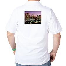 Los Angeles Night Lights Polo Shirt