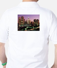 Los Angeles Night Lights T-Shirt